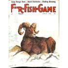 Fur-Fish-Game, August 1980
