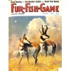 Cover Print of Fur-Fish-Game, August 1985