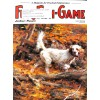 Cover Print of Fur-Fish-Game, August 1998
