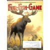 Cover Print of Fur-Fish-Game, August 2009