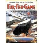 Cover Print of Fur-Fish-Game, December 1973