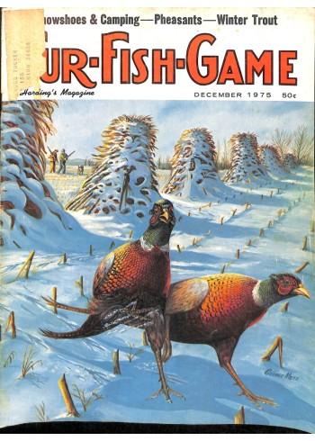 Fur-Fish-Game, December 1975