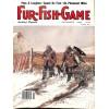 Cover Print of Fur-Fish-Game, December 1986