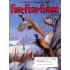Cover Print of Fur-Fish-Game, December 2004