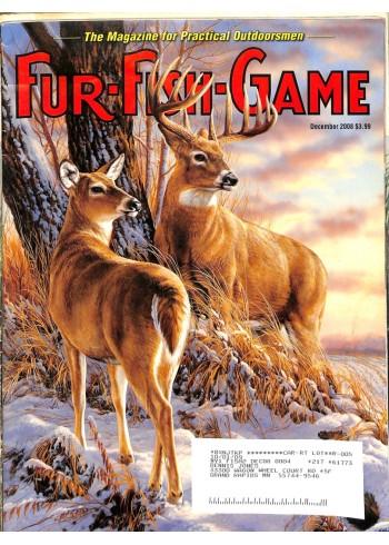 Fur-Fish-Game, December 2008