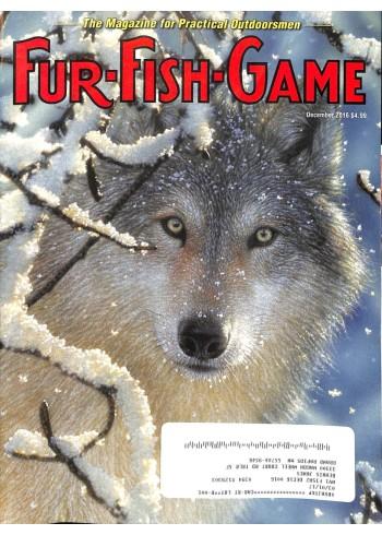 Fur-Fish-Game, December 2016