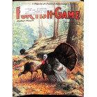 Cover Print of Fur-Fish-Game, February 1991