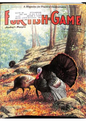Fur-Fish-Game, February 1991