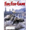 Cover Print of Fur-Fish-Game, February 2001