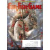 Cover Print of Fur-Fish-Game, February 2011