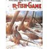 Cover Print of Fur-Fish-Game, January 1984