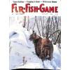 Cover Print of Fur-Fish-Game, January 1986