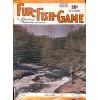 Cover Print of Fur-Fish-Game, July 1946