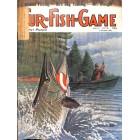 Cover Print of Fur-Fish-Game, July 1973