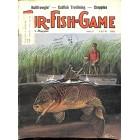 Cover Print of Fur-Fish-Game, July 1976
