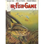 Cover Print of Fur-Fish-Game, July 1980