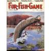 Cover Print of Fur-Fish-Game, July 1984