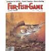 Cover Print of Fur-Fish-Game, July 1986
