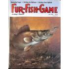 Cover Print of Fur-Fish-Game, July 1990
