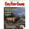 Cover Print of Fur-Fish-Game, July 1991