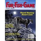 Cover Print of Fur-Fish-Game, July 1995