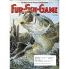 Cover Print of Fur-Fish-Game, July 2005