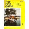Cover Print of Fur-Fish-Game, June 1954