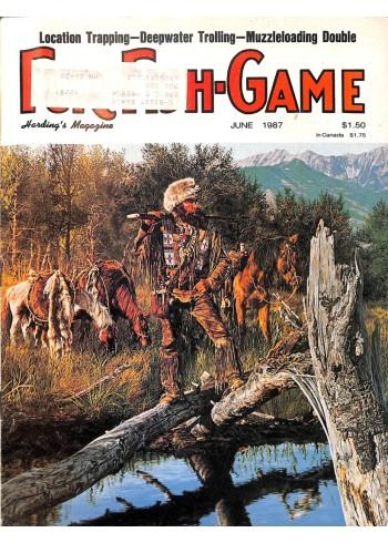 Fur-Fish-Game, June 1987
