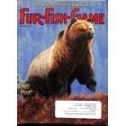 Cover Print of Fur-Fish-Game, June 2012