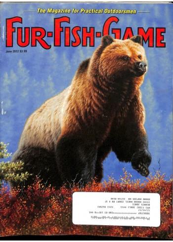 Fur-Fish-Game, June 2012
