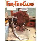 Cover Print of Fur-Fish-Game, March 1969