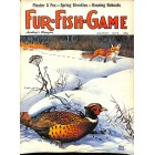Cover Print of Fur-Fish-Game, March 1973