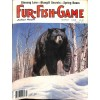 Cover Print of Fur-Fish-Game, March 1986
