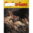 Cover Print of Fur-Fish-Game, March 1989