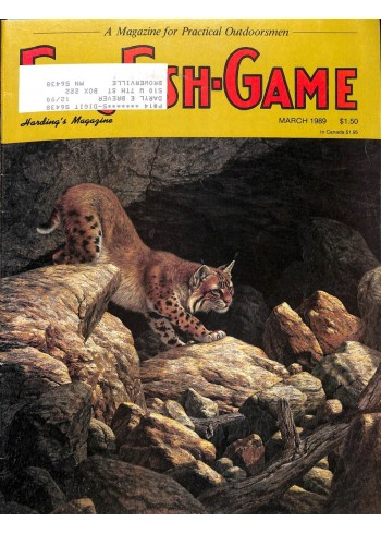 Fur-Fish-Game, March 1989