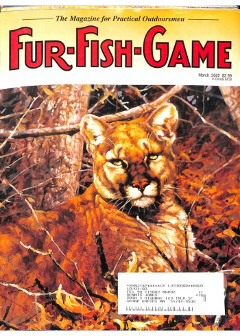 Fur-Fish-Game, March 2002