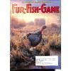 Cover Print of Fur-Fish-Game, March 2006