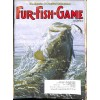 Cover Print of Fur-Fish-Game, March 2010