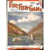 Cover Print of Fur-Fish-Game, May 1948