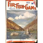 Cover Print of Fur-Fish-Game, May 1948