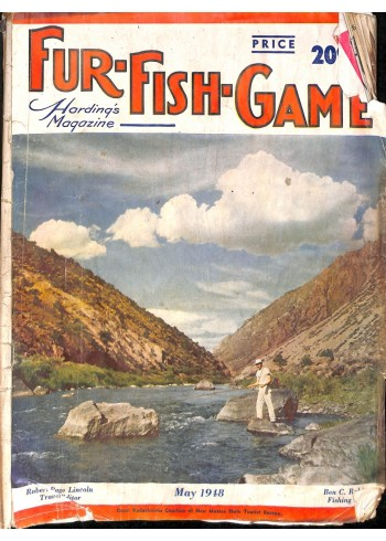 Fur-Fish-Game, May 1948