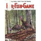 Cover Print of Fur-Fish-Game, May 1977