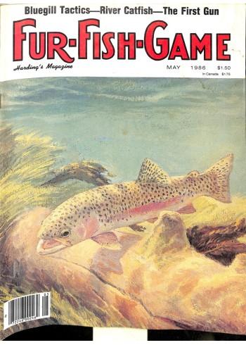Fur-Fish-Game, May 1986