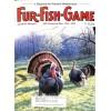 Cover Print of Fur-Fish-Game, May 2000