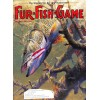 Cover Print of Fur-Fish-Game, May 2001