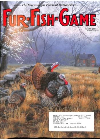 Fur-Fish-Game, May 2005