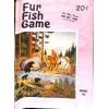 Fur-Fish-Game, November 1954