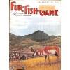 Fur-Fish-Game, November 1966