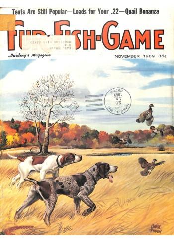 Fur-Fish-Game, November 1969