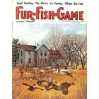 Cover Print of Fur-Fish-Game, November 1973
